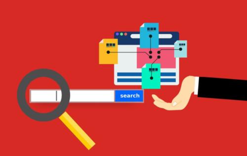 Tagging & search graphic